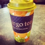 Photo taken at Argo Tea by Hannah D. on 3/28/2012