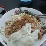 Photo taken at Mie Menur by rining p. on 5/7/2012