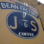 Photo taken at J&S Bean Factory by Tess H. on 5/27/2012