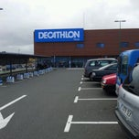 Photo taken at Decathlon by Ricardo G. on 4/16/2012