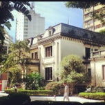 Photo taken at Casa das Rosas by João S. on 5/29/2012