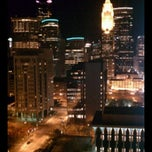 Photo taken at Downtown Minneapolis by Nick B. on 8/7/2011