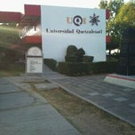 Photo taken at UQI by Marisol K. on 12/14/2011