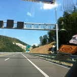 Photo taken at Autocesta A6 (Bosiljevo-Rijeka) by Matt P. on 8/15/2012