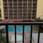 Photo taken at Holiday Inn by Renee Wilder C. on 7/8/2012