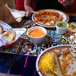 Photo taken at Rosa's Cafe and Tortilla Factory by Austin B. on 7/17/2011