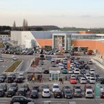 Photo taken at Shopping Nivelles by Olivier C. on 4/2/2012