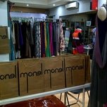 Photo taken at Moshaict - Moslem Fashion District Indonesia by Mega F. on 6/10/2012