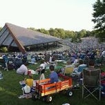 Photo taken at Blossom Music Center by Cortny S. on 10/23/2011