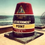 Photo taken at Southernmost Point Continental USA by Pierre Olivier C. on 8/1/2012
