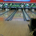 Photo taken at Mega Lanes by Mik E. on 2/8/2012