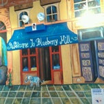 Photo taken at Blueberry Hill Breakfast Cafe by Edward A. on 8/29/2012