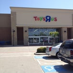 "Photo taken at Toys ""R"" Us / Babies ""R"" Us by Jonathan H. on 4/1/2012"