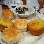 Photo taken at Cracker Barrel Old Country Store by Ainsleigh H. on 7/29/2011