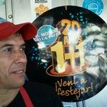 Photo taken at IL Mondo della Pizza by Marcelo S. on 10/5/2011