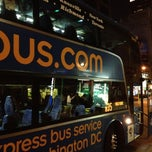 Photo taken at Megabus Bus Stop (New York, NY Drop-Off) by Franco T. on 6/29/2012