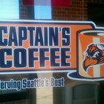 Photo taken at Captain's Coffee by Johnnisa S. on 10/25/2011