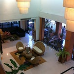 Photo taken at Poonpetch Hotel Chiangmai by Pawika P. on 3/9/2011