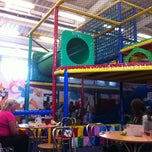 Photo taken at Harrys Play Centre YMCA by Si C. on 7/16/2011