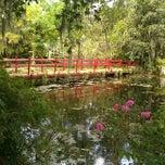 Photo taken at Magnolia Plantation & Gardens by Thomas H. on 9/6/2011