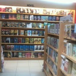 Photo taken at Gramedia by Ally on 4/18/2012
