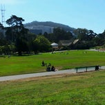 Photo taken at Hippie Hill by Martijn v. on 9/17/2011