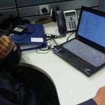 Photo taken at Divisi Audit Internal Bank BCA by Lendrifa O. on 10/6/2011