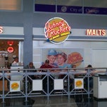 Photo taken at Johnny Rockets by Christy H. on 9/22/2011