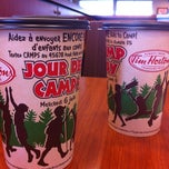 Photo taken at Tim Hortons by Mike W. on 5/17/2012