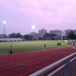 Photo taken at Washington - Lee High School by Sandeep N. on 8/16/2012