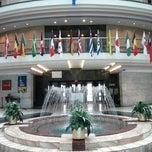 Photo taken at Atlanta City Hall by Ceasar A. on 4/19/2012