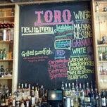 Photo taken at Toro by Katherine P. on 4/15/2012