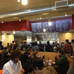Photo taken at Boloco by Katie S. on 2/24/2012