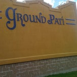 Photo taken at The Ground Pat'i by LaVerne G. on 6/20/2012