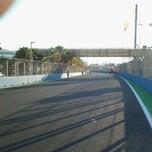 Photo taken at Circuit de Valencia by Diego F. on 6/25/2012