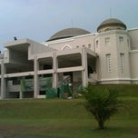 Photo taken at Masjid Nur Asmaul Husna by Afdal P. on 1/21/2012