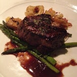 Photo taken at Spago By Wolfgang Puck by Isabel L. on 9/9/2012