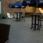 Photo taken at Backyard Ale House by Sarah B. on 7/17/2012