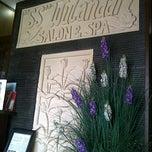 Photo taken at SS Wulandari Salon & Spa by lala c. on 12/23/2011