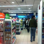 Photo taken at Farmacias Ahumada by Daniel A. on 9/12/2012
