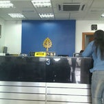 Photo taken at Bank Simpanan Nasional (BSN) by valentini icha on 12/6/2011