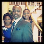 Photo taken at Christ The King Baptist Church by Tirrell W. on 1/29/2012