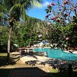 Photo taken at Rajamangala Pavilion Beach Resort by Chernaree M. on 2/22/2012
