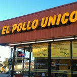 Photo taken at El Pollo Unico by Larry L. on 5/28/2012