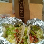 Photo taken at Chipotle Mexican Grill by A. on 5/9/2012