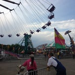 Photo taken at Westmoreland Fairgrounds by Dave G. on 8/26/2012