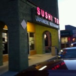 Photo taken at Sushi Ten by Miguel P. on 5/13/2012