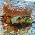 Photo taken at Five Guys by Steven S. on 7/19/2011