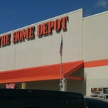 Photo taken at The Home Depot by Julie D. on 7/31/2011