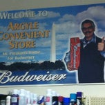 Photo taken at Argyle Convenience Store by Meagan P. on 8/24/2011